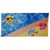 Poolin' in the USA Beach Towel