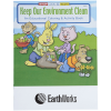 Keep Our Environment Clean Coloring Book - 24 hr