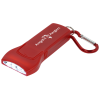 View Image 1 of 4 of Arica Flashlight with Carabiner