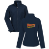 View Image 1 of 2 of Crossland Soft Shell Jacket - Ladies' - Back Embroidered