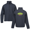 Crossland Soft Shell Jacket - Men's - Applique Twill