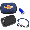 View Image 1 of 6 of Ultimate Tech Charging Kit with Power Bank