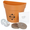 View Image 1 of 6 of Wall Sprouts Planter Blossom Kit