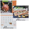 Grilling Wall Calendar - Stapled