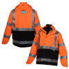 Industry 3-in-1 Reflective Jacket