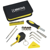 View Image 1 of 5 of 23-Piece Tool Set