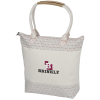 Countryside Cotton Tote - Embroidered