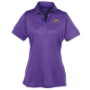 View Image 1 of 2 of Silk Touch Performance Sport Polo - Ladies' - Embroidered - 24 hr