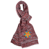 View Image 1 of 2 of Marled Scarf