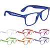 Sun Ray Fashion Glasses - Clear Lens
