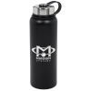 View Image 1 of 3 of Stainless Steel Vacuum Bottle - 36 oz.