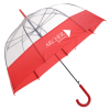 ShedRain Bubble Umbrella with Fabric Border - 52