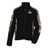 Microfleece Colorblock Camo Jacket - Men's