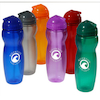 Translucent Water Bottle- 22 oz