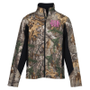 Colorblock Camo Soft Shell - Men's