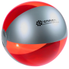 View Image 1 of 3 of Luster Tone Beach Ball - 24 hr