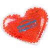 View Image 1 of 2 of Mini Hot/Cold Pack - Heart