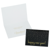 Happy New Year Confetti Greeting Card