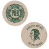 Wooden Nickel - Be Prepared