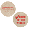 Wooden Nickel - Website