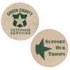 Wooden Nickel - Support Troops - 24 hr