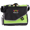 View Image 1 of 4 of Attune Messenger Bag - Embroidered - 24 hr