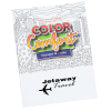 Color Comfort Grown Up Coloring Book - Voyages & Vistas