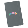 """View Image 1 of 6 of Moleskine Hard Cover Notebook - 8-1/4"""" x 5"""" - Ruled - Full Color"""