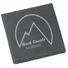 View Image 1 of 4 of Slate Coaster