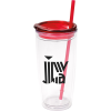 Flurry Tumbler with Straw - 20 oz.