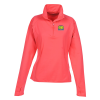 Sport-Wick Stretch 1/2 Zip Pullover - Ladies' - Emb - 24 hr
