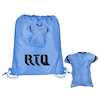 Drawstring T-shirt Backpack