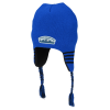 View Image 1 of 2 of Fleece Lined Beanie with Ear Flaps