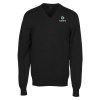 Fine Gauge V-Neck Sweater - Men's - 24 hr