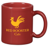 USA Made Mug - 11 oz. - Red