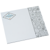 Bic Color-In Paper Mouse Pad - Floral