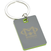 Reflections Rectangle Key Tag