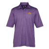 Colburg Heather Performance Polo - Men's