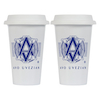 Java Double Wall Porcelain Cup - 11 oz.