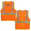 View Image 1 of 3 of Dual-Color Reflective Safety Vest