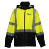 View Image 1 of 5 of High Visibility Safety Windbreaker