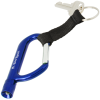 Flashlight Carabiner with Strap - 24 hr