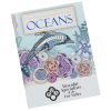 Stress Relieving Adult Coloring Book - Oceans - 24 hr