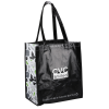 Expressions Grocery Tote - Black - 24 hr