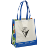 Expressions Grocery Tote - Royal Blue - 24 hr