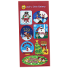 Super Kid Sticker Sheet - Holiday