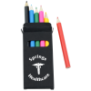 View the Color Pencil Six Pack - Matte Black