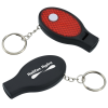 Reflective Key Light Whistle