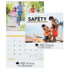 Safety Wall Calendar - Stapled