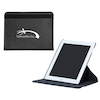 Pivot Leather iPad Swivel Stand